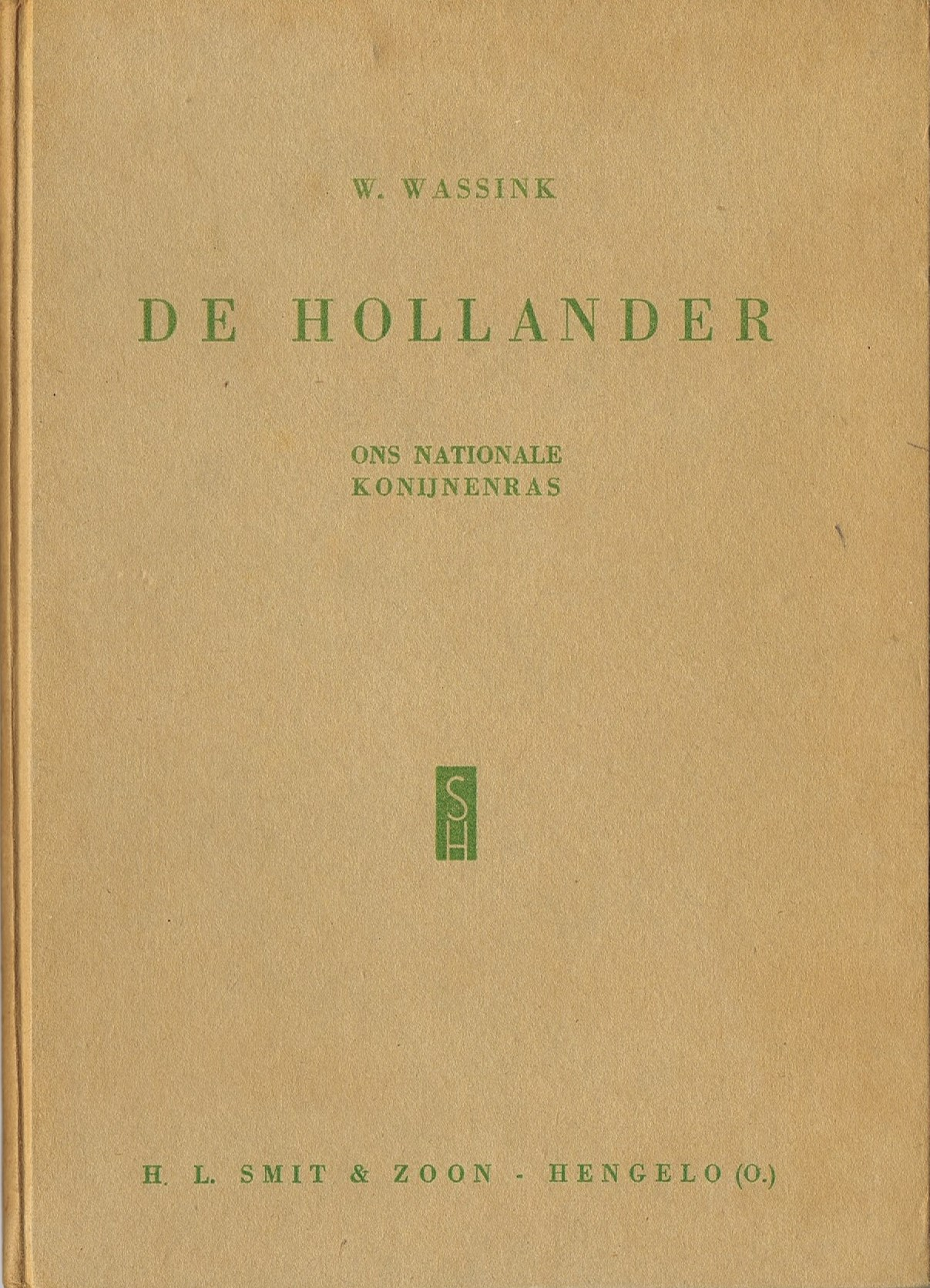 De Hollander Wassink